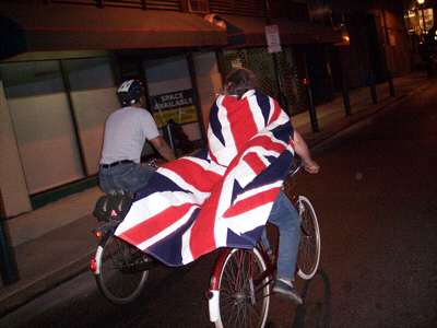 The Great British Bike Weekend: Oct. 16-17-18